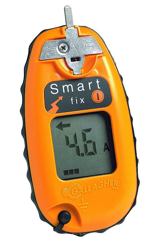 Gallagher SmartFix Volt & Amp Meter