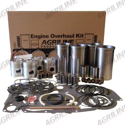 Fordson Engine Overhaul Kit - Major 1957-1961 Single O-Ring Liner
