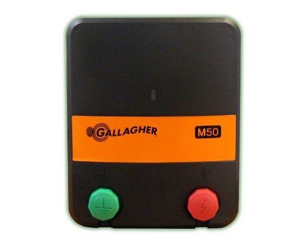 Gallagher M50 (UK) Mains Energiser