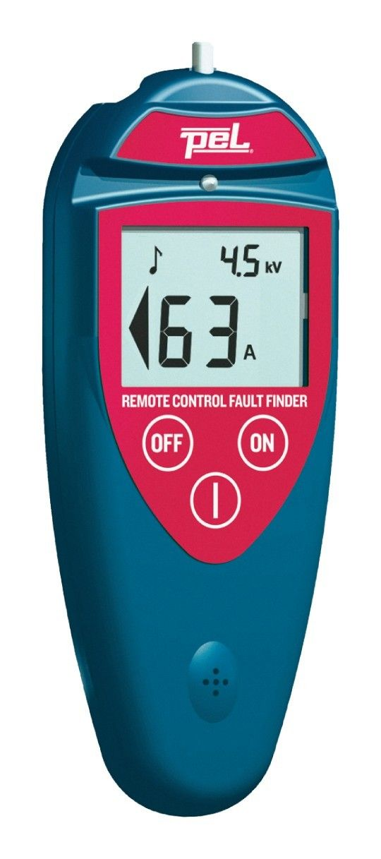 PEL Tracker Fence Remote With Fault Finder