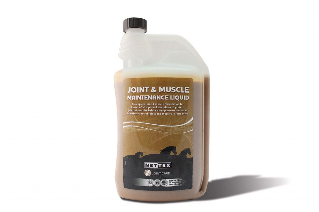 Nettex Joint & Muscle Maintenance Liquid - 1ltr