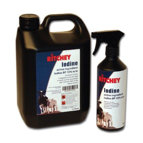 Ritchy Iodine Solution