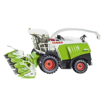 Siku Claas Jaguar 960 Harvester 1:32