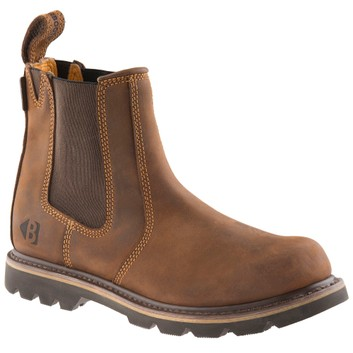 Buckler B1300 Brown Non-Safety Dealer Boots