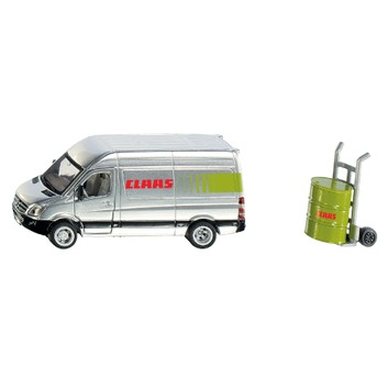 Siku Claas service vehicle 1:50