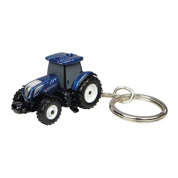 UH Keyrings New Holland T7.225 Blue Power 1:128