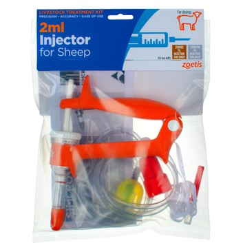 Zoetis Sheep Injector - 2 ML