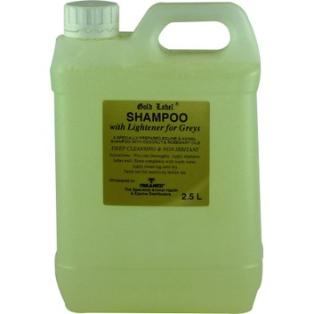 Gold Label Stock Shampoo for Greys