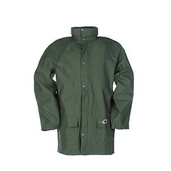 Flexothane Classic Dortmund Waterproof Jacket Olive Green