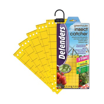 Defenders Greenhouse Insect Catcher - 5 PACK