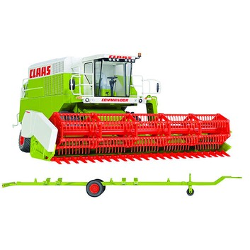 Wiking Claas Commandor 116 CS Combine Harvester 1:32