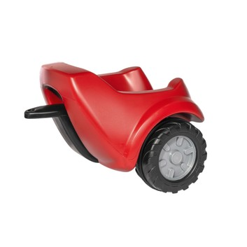 Rolly Minitrac Trailer Red