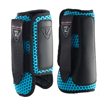 Equilibrium Tri-Zone Impact Sports Boots Blue