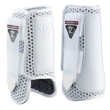 Equilibrium Tri-Zone Impact Sports Boots White