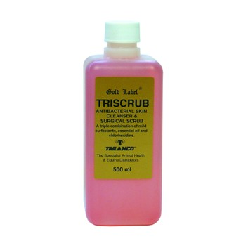 Gold Label Triscrub Antibacterial Skin Cleanser and Surgical Scrub
