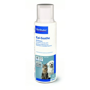 Virbac Epi-Soothe Shampoo For Dogs/Cats