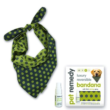 Pet Remedy Calming Bandana Kit