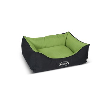 Scruffs Expedition Box Bed Lime