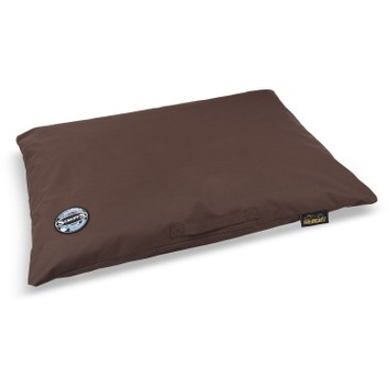 Scruffs Expedition Memory Foam Orthopaedic Pillow Chocolate