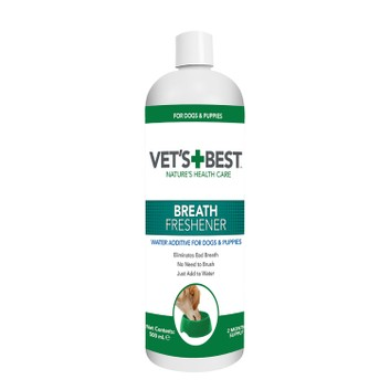 Vets Best Dental Breath Freshener