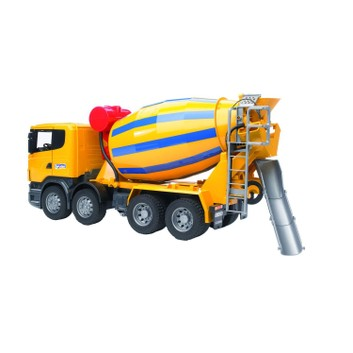 Bruder Scania R-Series Cement Mixer Truck 1:16