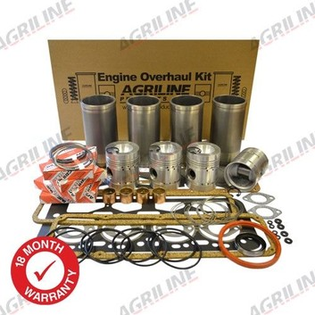 Engine Overhaul Kit- BMC 3.8T, TA, TD Engine (From S/N 49185)