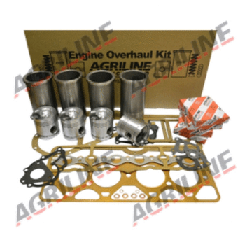 David Brown Implematic 30D, 880, 900, 950 Engine Overhaul Kit - Straight Liner