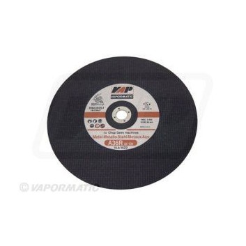 10 x 355mm Flat Metal Cutting Disc
