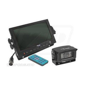 "CabCam Colour Kit with 7"" Screen"