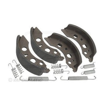 "Al-Ko Type Brake Shoe Kit (200x50mm 8"")"