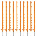 10 x 105cm Hotline Orange CP2000O Multiwire Electric Fence Posts additional 1
