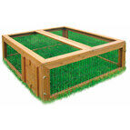 Large Outdoor Free Range Small Animal Enclosure