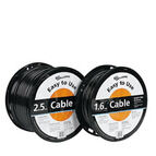 400m Gallagher Lead Out Cable 2.5mm Soft Roll 35 Ohm/1km
