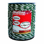 Hotline P51G-2 Supercharge Rope 6mm x 200m - Green