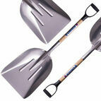Faulks & Cox Aluminium Grain All Purpose Shovel