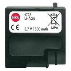 Siku Replacement Battery for Remote-Controlled Toy 'Man' Lorry