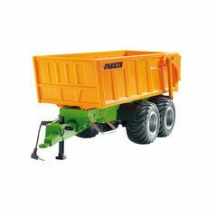 Siku Tandem trailer twin-axled with battery 1:32