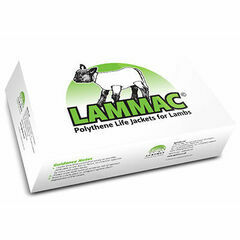 Orange Lammac Large Mac Lamb Coats - Pack Of 100