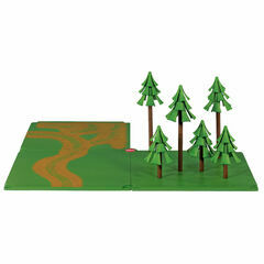 Siku Dirt tracks and forest 1:50