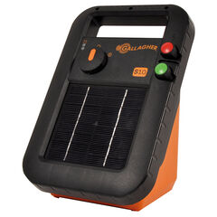 Gallagher S10 Solar Energiser with Battery