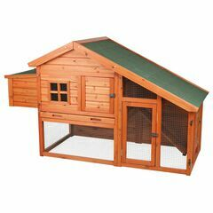 Luxury Free Range Small Animal & Chicken Poultry Enclosure