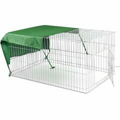 Foldable Free Range Small Animal Enclosure