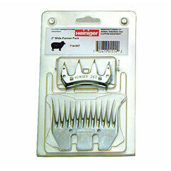 Heiniger Wide Farmer Pack (2 x Jet Cutters + 1 x Pro 5 Legend Comb)