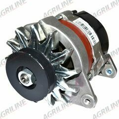 Alternator (32 Amps), w/ Fan & Pulley