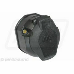 13 Pin Plastic Socket With Gasket