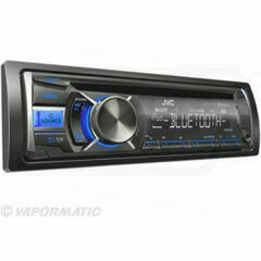 JVC KD-R741BT CD Radio With Bluetooth & Ipod Compatibility