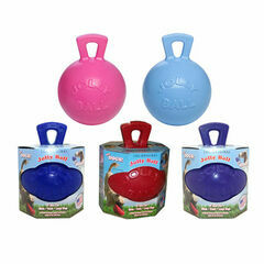 Horsemen's Pride Dual Jolly Ball - 8 Inch (Various Colours)
