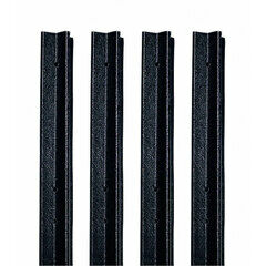 4 x 185cm Gallagher Eco Recycled Plastic Electric Fence Post