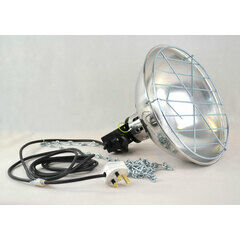 Premium 250w Heat Lamp With Dimmer Fitting
