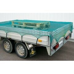Fray-Resistant Trailer & Truck Cargo Net - Various Sizes